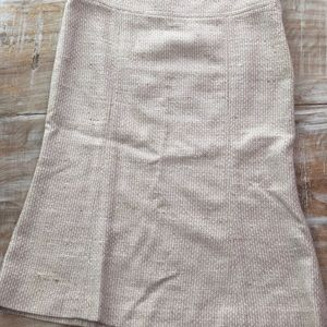 Theory Darling Pansy Combo Skirt
